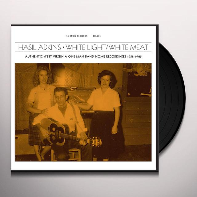 WHITE LIGHT/WHITE MEAT / VARIOUS Vinyl Record