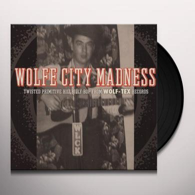 WOLFE CITY MADNESS / VARIOUS Vinyl Record