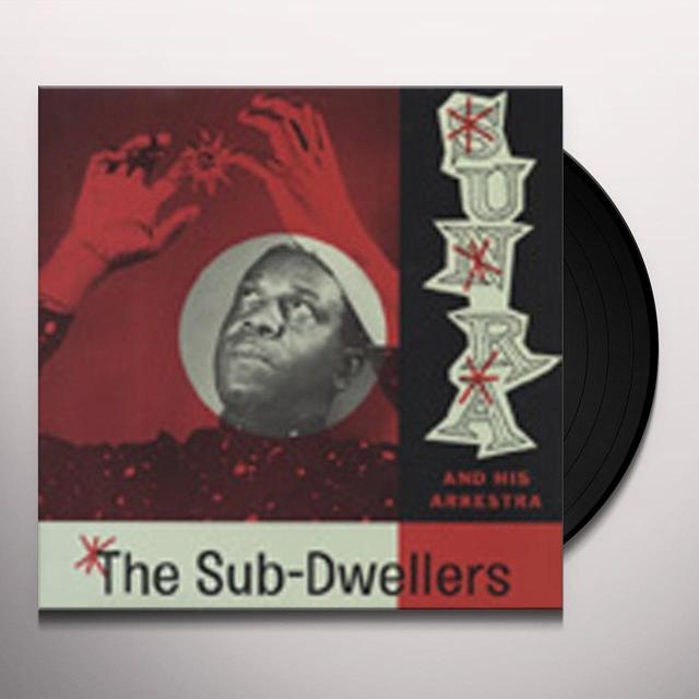 Sun Ra SUB-DWELLERS Vinyl Record