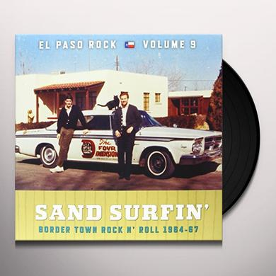 SAND SURFIN: EL PASO ROCK 9 / VARIOUS Vinyl Record