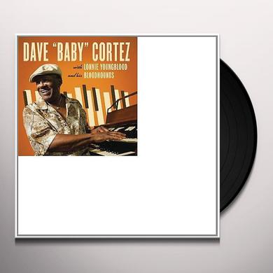 DAVE BABY CORTEZ WITH LONNIE YOUNGBLOOD & HIS Vinyl Record