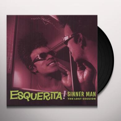 Esquerita SINNER MAN: LOST SESSION Vinyl Record