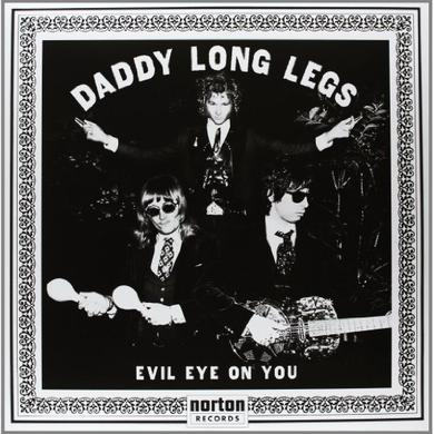Daddy Long Legs EVIL EYE ON YOU Vinyl Record
