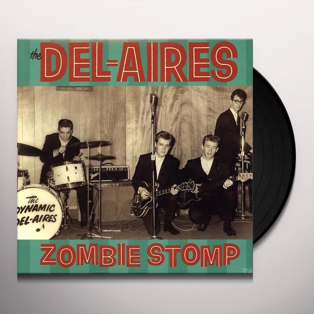ZOMBIE STOMP / VARIOUS Vinyl Record