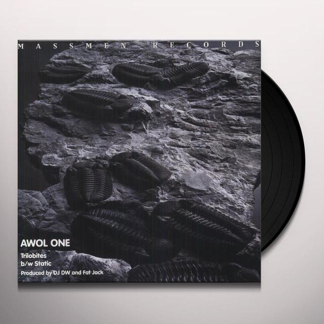 Awol One TRILOBITES Vinyl Record