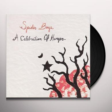 Spider Bags CELEBRATION OF HUNGER Vinyl Record