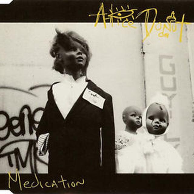 Alice Donut MEDICATION Vinyl Record