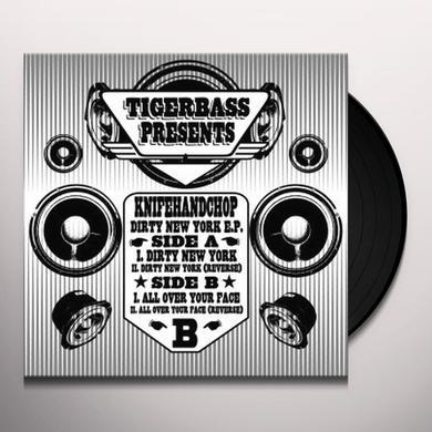 Knifehandchop DIRTY NEW YORK EP Vinyl Record