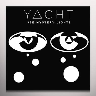 Yacht SEE MYSTERY LIGHTS Vinyl Record - Colored Vinyl, Limited Edition, White Vinyl, Digital Download Included