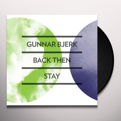 Gunnar Bjerk BACK THEN Vinyl Record