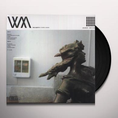 Wild Moth OVER AGAIN Vinyl Record