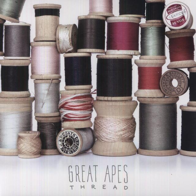 Great Apes THREAD Vinyl Record