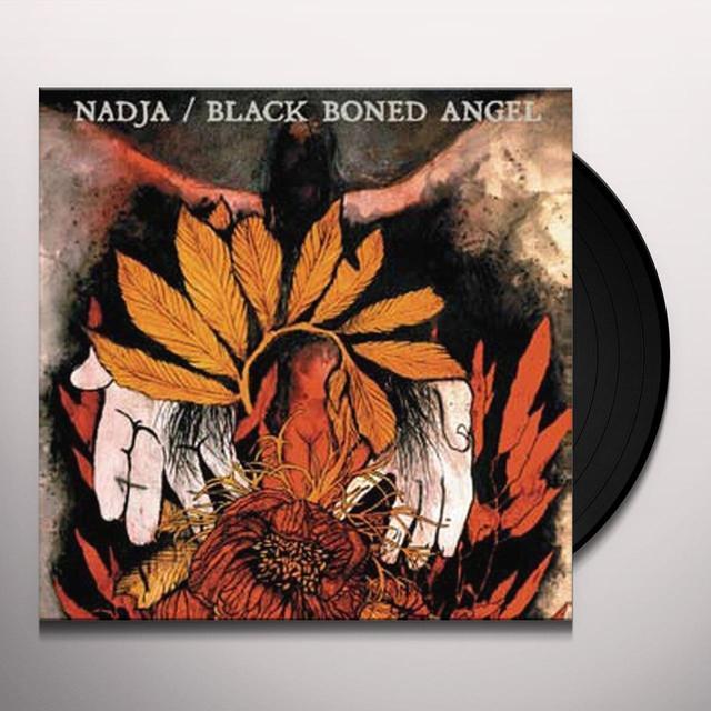 NADJA & BLACK BONED ANGEL Vinyl Record