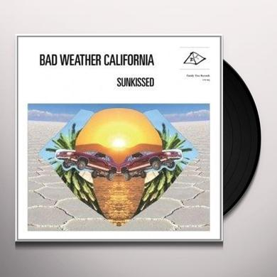 Bad Weather California SUNKISSED Vinyl Record