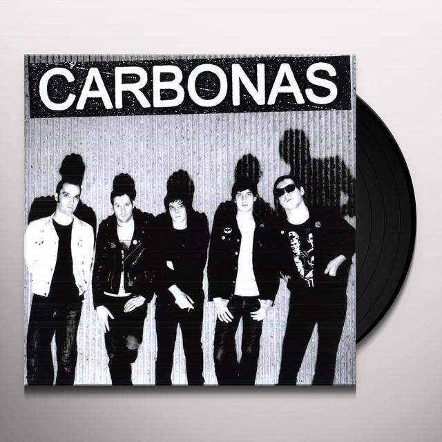CARBONAS Vinyl Record