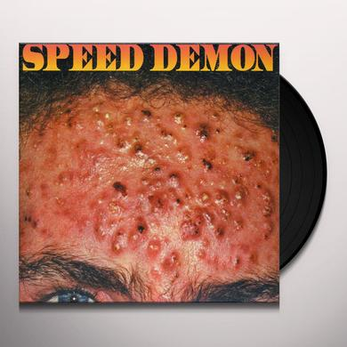 Jello Biafra JEZEBEL/SPEED DEMON Vinyl Record