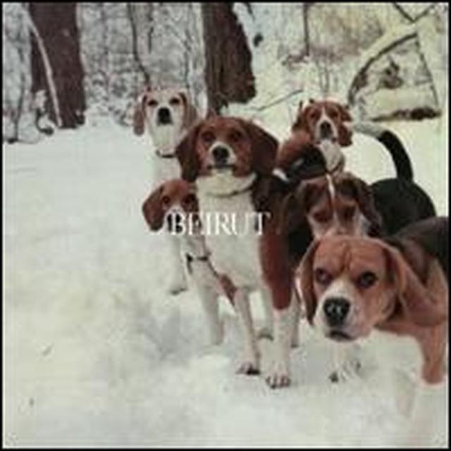 Beirut EAST HARLEM Vinyl Record