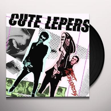 The Cute Lepers SMART ACCESSORIES Vinyl Record