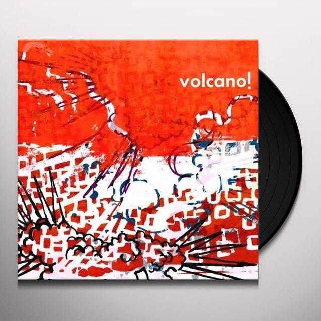 Volcano APPLE OR A GUN Vinyl Record