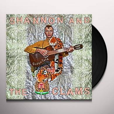 Shannon and The Clams SLEEP TALK Vinyl Record