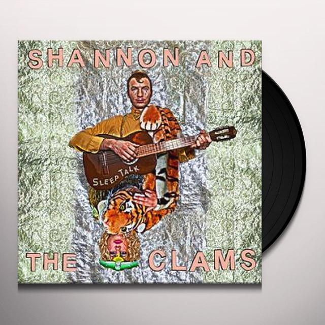 Shannon and The Clams SLEEP TALK Vinyl Record
