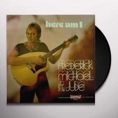 Frederick Michael St. Jude HERE AM I Vinyl Record