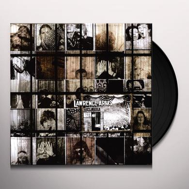 The Lawrence Arms GHOST STORIES Vinyl Record