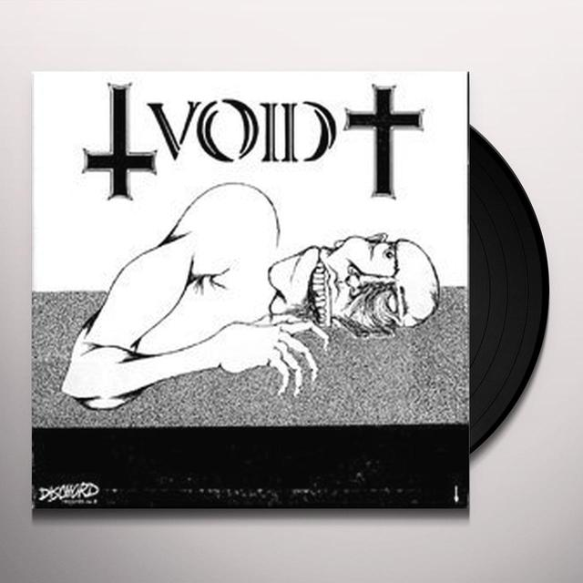 Faith/Void SPLIT Vinyl Record