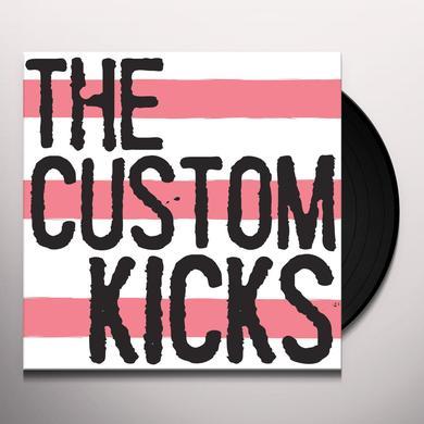 Custom Kicks SAN FRANCISCO EARTHQUAKE Vinyl Record