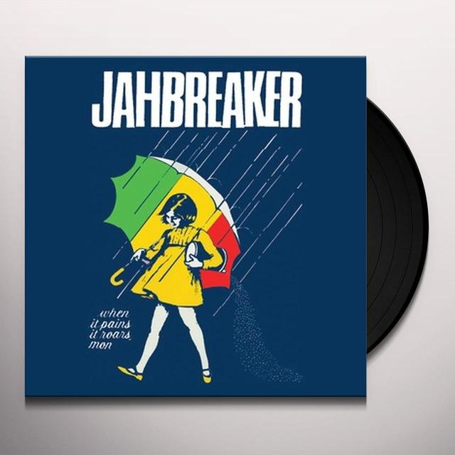 Jahbreaker BAD WEED DEALER'S FAULT Vinyl Record
