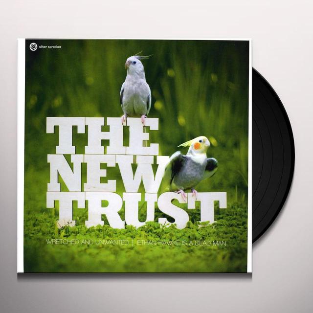 NEW TRUST & PTERADON Vinyl Record