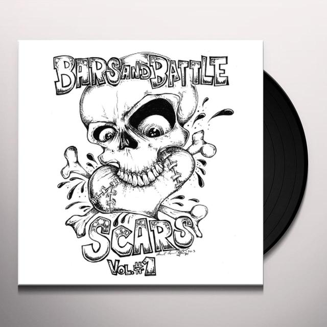 BARS & BATTLE SCARS 1 / VARIOUS Vinyl Record