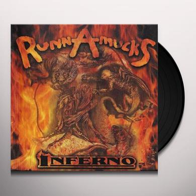 Runnamucks INFERNO Vinyl Record