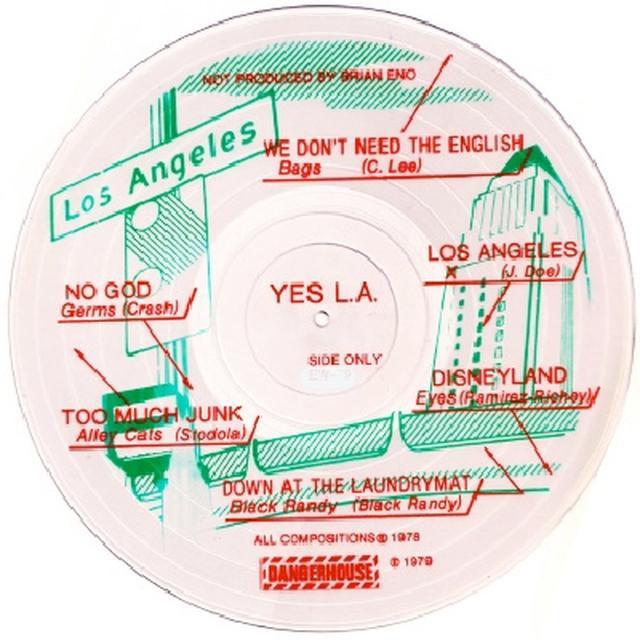 YES L.A. / VARIOUS Vinyl Record