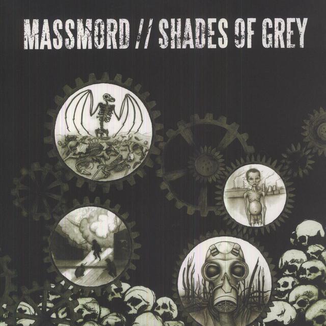 Massmord/Shades Of Grey SPLIT (Vinyl)