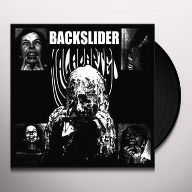 Backslider MALADAPTED Vinyl Record