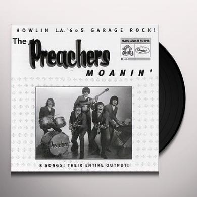 Preachers MOANIN Vinyl Record