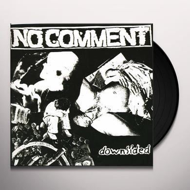No Comment DOWNSIDED Vinyl Record