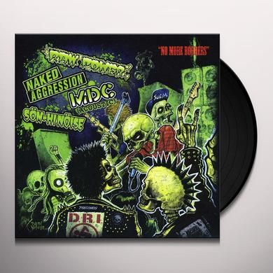 Mcd/Naked Aggression/Som-Hi-Noise/Raw Power NO MORE BORDERS Vinyl Record