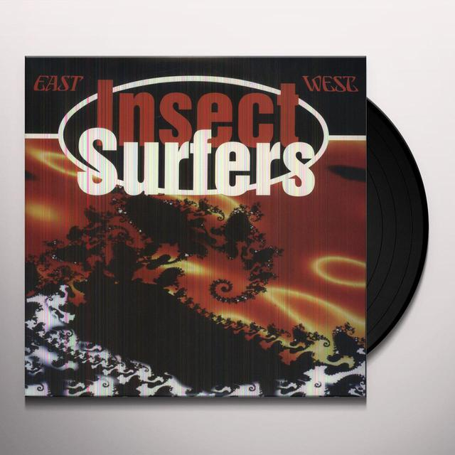 Insect Surfers EAST/WEST Vinyl Record