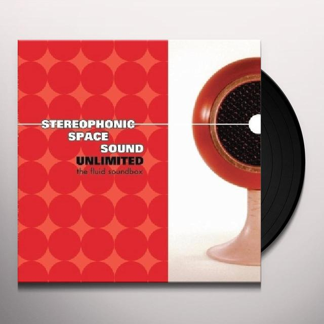 Stereophonic Space Sound FLUID SOUNDBOX Vinyl Record