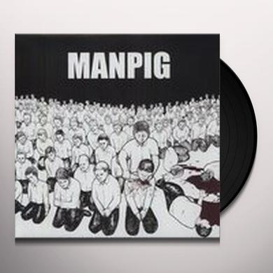 Manpig GRAND NEGATIVE Vinyl Record