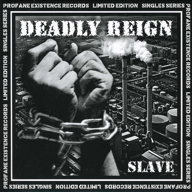 Deadly Reign SLAVE (Vinyl)