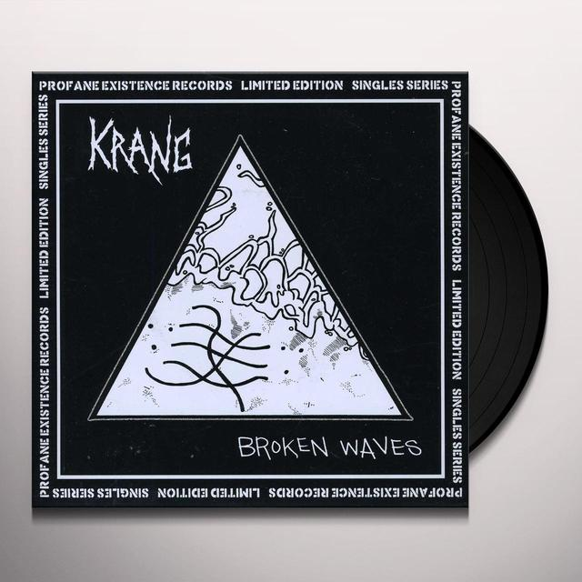 Krang BROKEN WAVES (Vinyl)