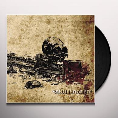 Bastard Noise SKULLDOZER Vinyl Record