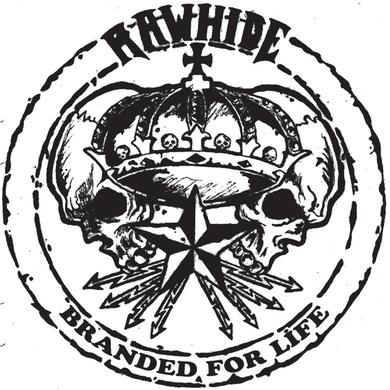 Rawhide BRANDED FOR LIFE Vinyl Record