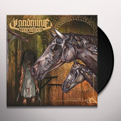 Landmine Marathon GALLOWS Vinyl Record