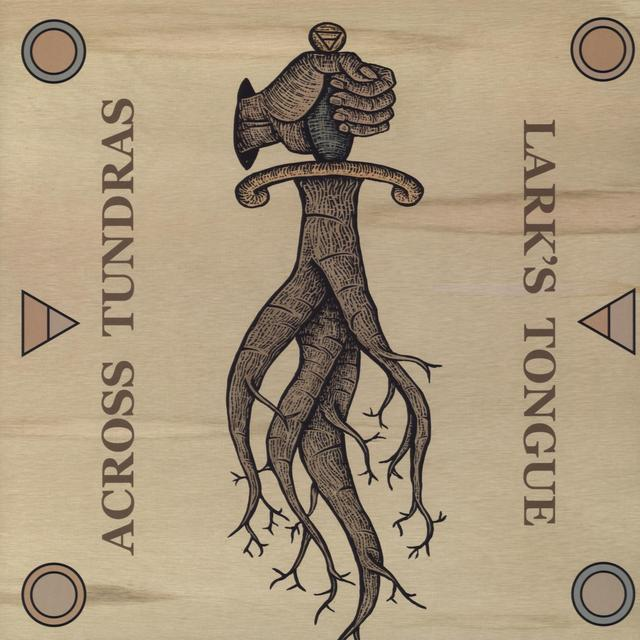 ACROSS TUNDRAS/LARK'S TONGUE Vinyl Record