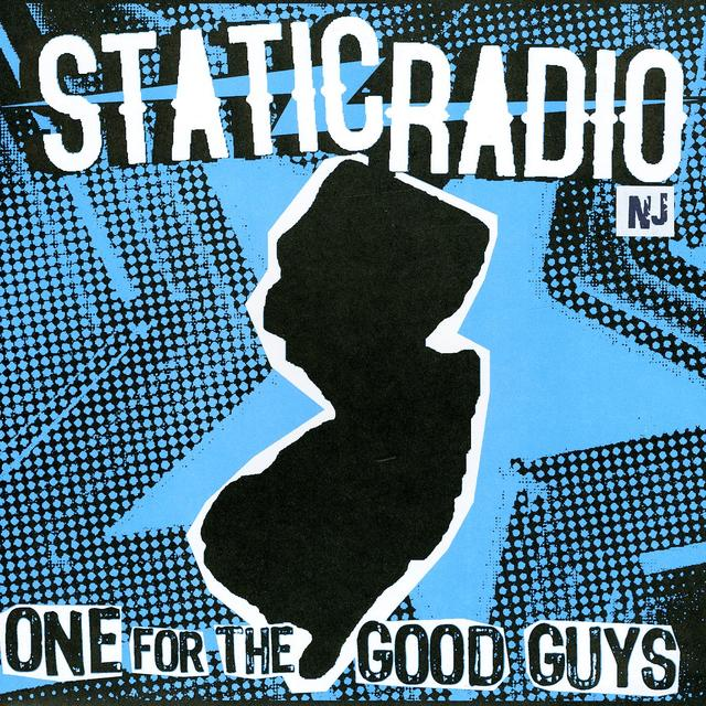 Static Radio Nj ONE FOR THE GOOD Vinyl Record