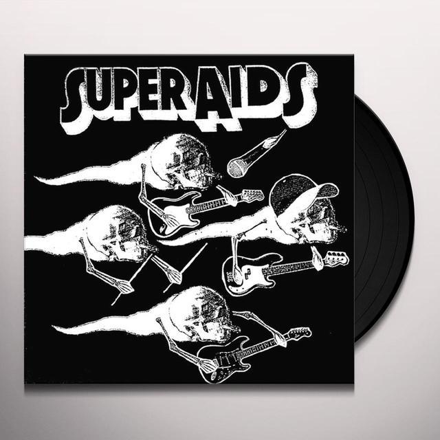 SUPERAIDS Vinyl Record